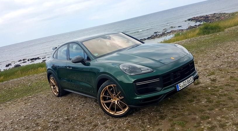 Porsche Cayenne Turbo GT /INTERIA.PL