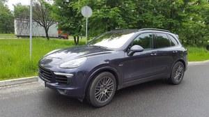 Porsche Cayenne zdelegalizowane w Niemczech!