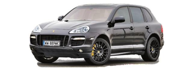 Porsche Cayenne /Motor