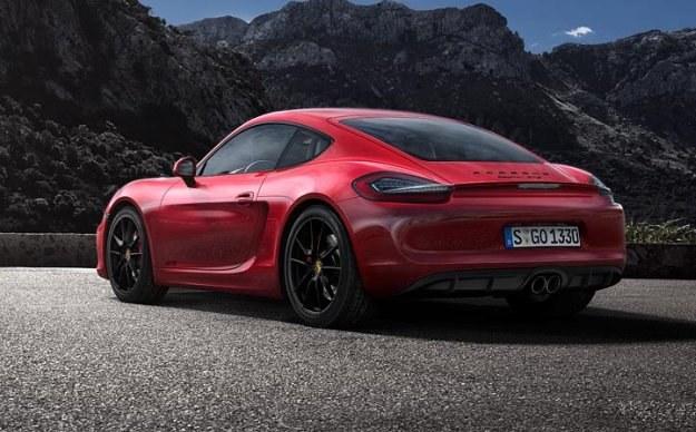Porsche Cayman GTS /