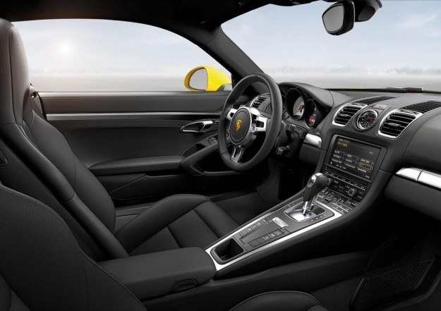 Porsche Cayman /