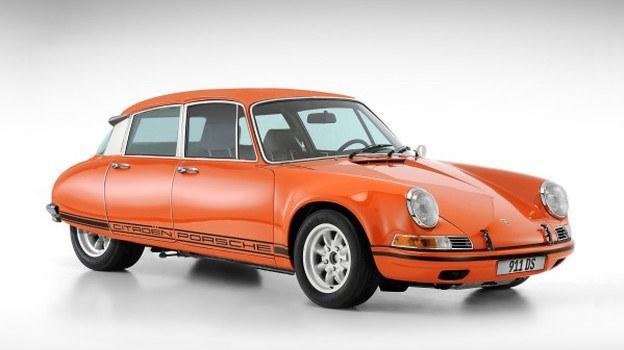 Porsche-Citroen 911DS /Brandpowder