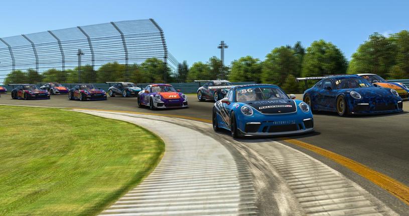 Porsche Esports Supercup /materiały prasowe
