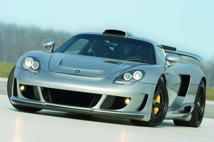 Porsche GT / Kliknij /kmh