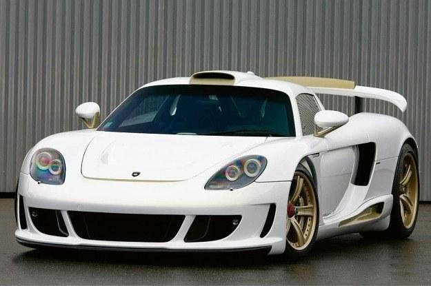 Porsche GT od Gemballi /