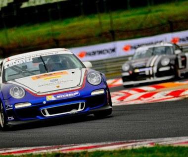 Porsche GT3 CCCE. Podium na początek sezonu