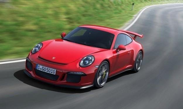 Porsche ma problem... /