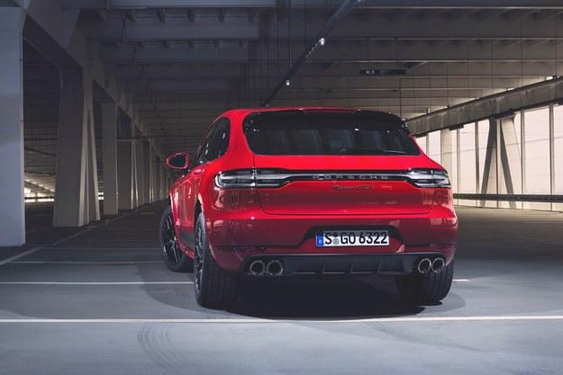 Porsche Macan GTS /