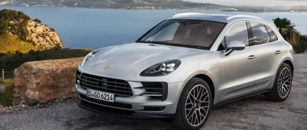 Porsche Macan S po modernizacji