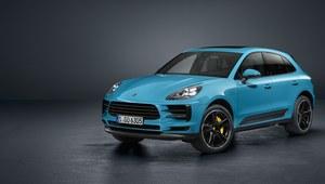 Porsche Macan wyraźnie zmodernizowany