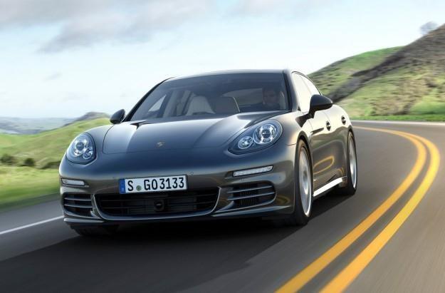 Porsche musiało wstrzymac produkcję Panamery /