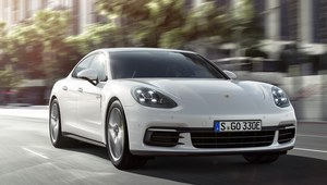 Porsche Panamera 4 E-Hybrid - wkrótce debiut