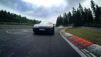 Porsche Panamera bije rekord Nurburgringu