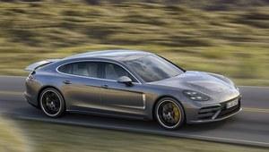 Porsche Panamera Executive - dla prezesa