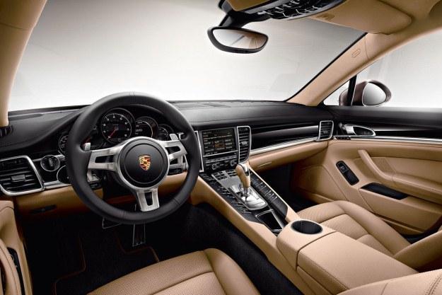 Porsche panamera platinum edition /INTERIA.PL