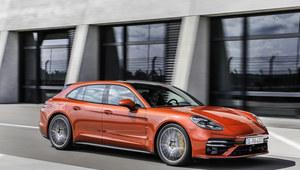 Porsche Panamera po face liftingu
