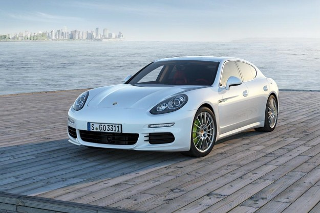 Porsche Panamera S E-Hybrid /