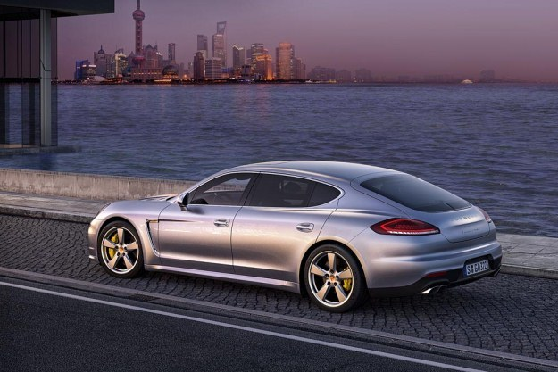 Porsche Panamera Turbo Executive /