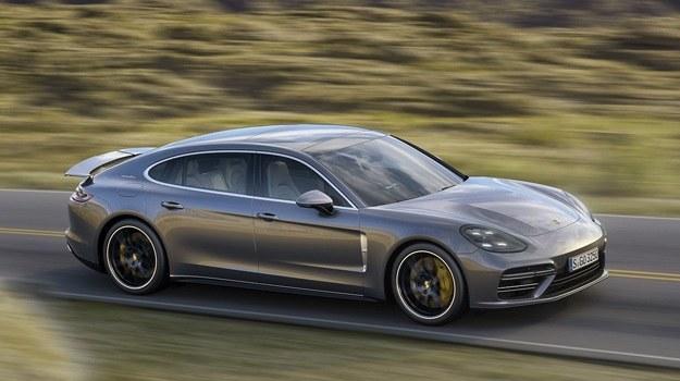 Porsche Panamera Turbo Executive /Porsche
