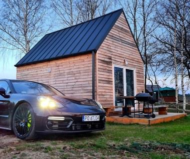 Porsche Panamera Turbo S E-Hybrid Sport Turismo. Najważniejsze kryje się pod maską