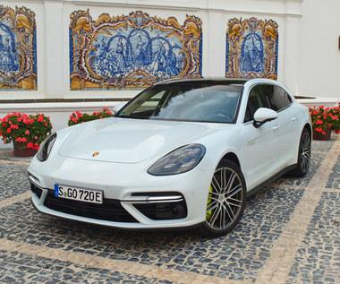 Porsche Panamera Turbo S E-Hybrid Sport Turismo: trzy razy naj...