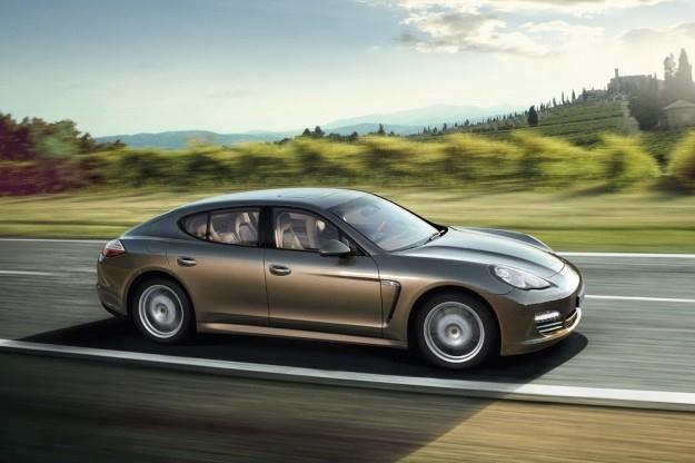 Porsche panamera /INTERIA.PL