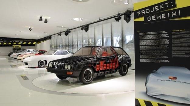 Porsche prezentuje tajemnicze prototypy /Porsche