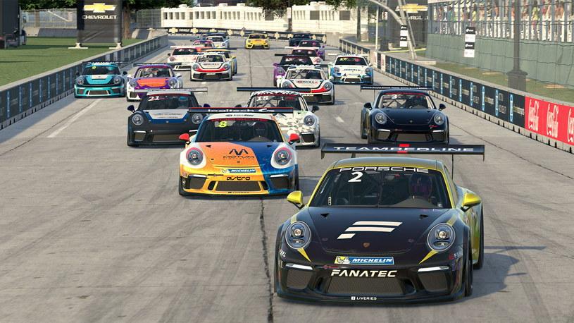 """""""Porsche TAG Heuer Esports Supercup"""" to najważniejsza dla Porsche marka wyścigów wirtualnych /materiały prasowe"""