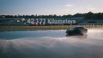 Porsche Taycan bije rekord świata w drifcie