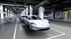 Porsche Taycan coraz bliżej produkcji