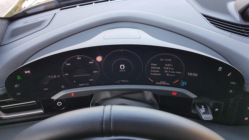 Porsche Taycan Turbo S /INTERIA.PL