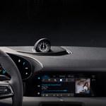 Porsche Taycan z wbudowaną aplikacją Apple Music