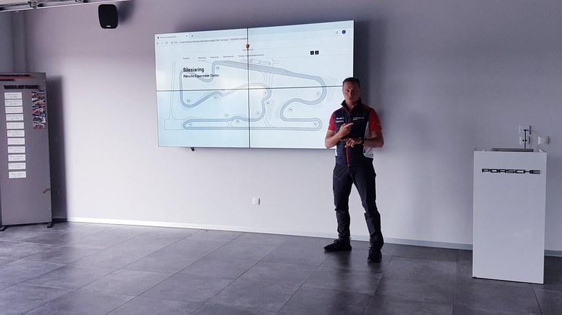 Porsche Track Experience Precision /INTERIA.PL