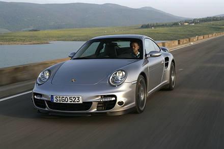 Porsche turbo / kliknij /INTERIA.PL