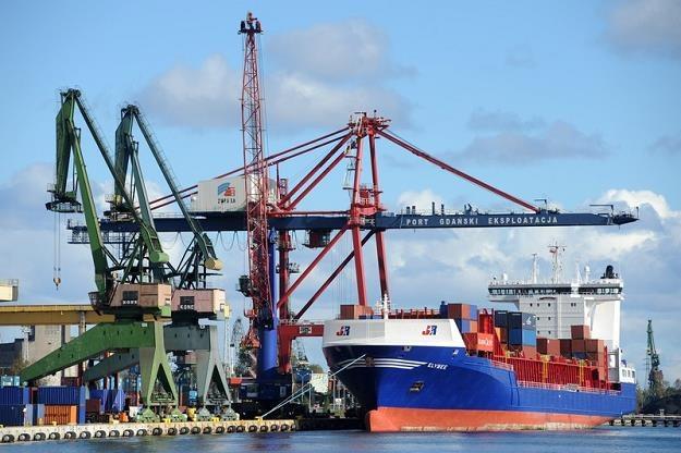 Port Gdańsk Fot. Wojciech Stróżyk /Reporter