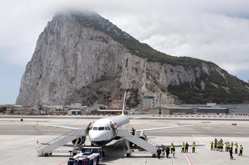 Port Lotniczy Gibraltar /AFP