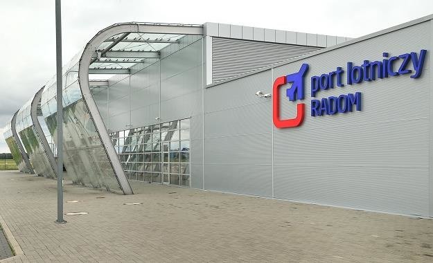 Port lotniczy Radom. Fot. Damian Klamka /Agencja SE/East News