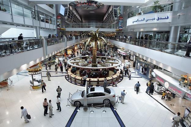 Port lotniczy w Dubaju /Getty Images/Flash Press Media