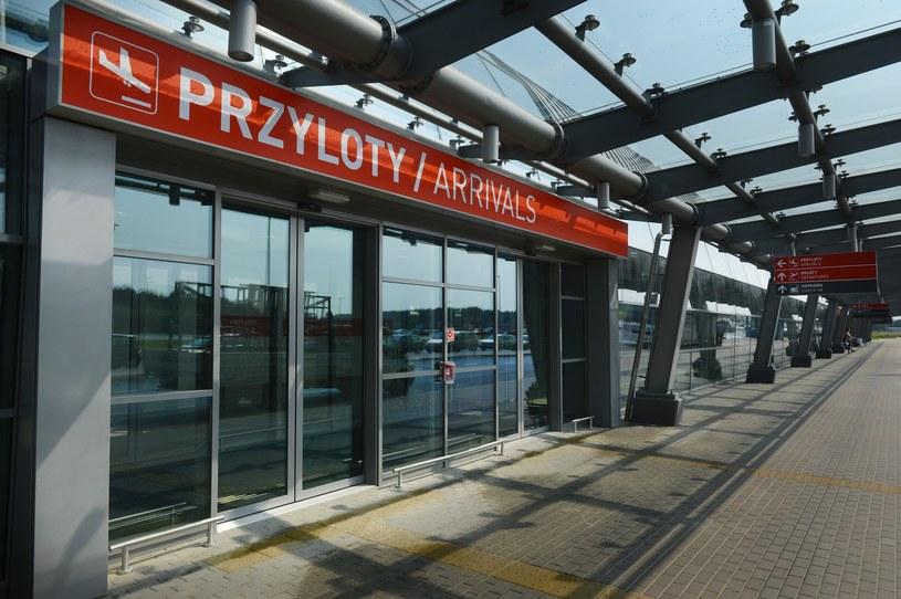 Port lotniczy Warszawa-Modlin /Piotr Blawicki /East News