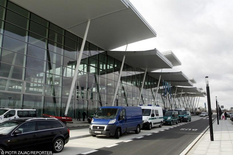 Port lotniczy we Wrocławiu /Piotr Zajac/REPORTER /East News