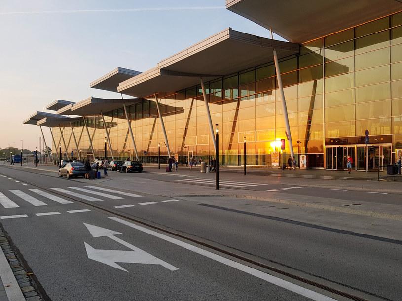 Port lotniczy we Wrocławiu /Tomasz Kawka /East News