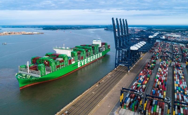 Port w Felixtowe. Fot. portoffelixstowe.co.uk /Informacja prasowa