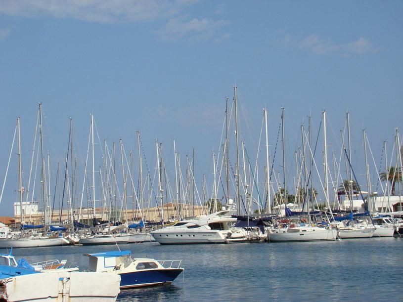 Port w Palermo /INTERIA.PL