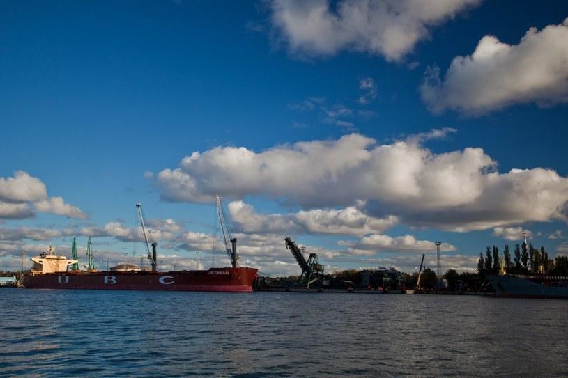 Port w Świnoujściu /Daniel Szysz /Reporter