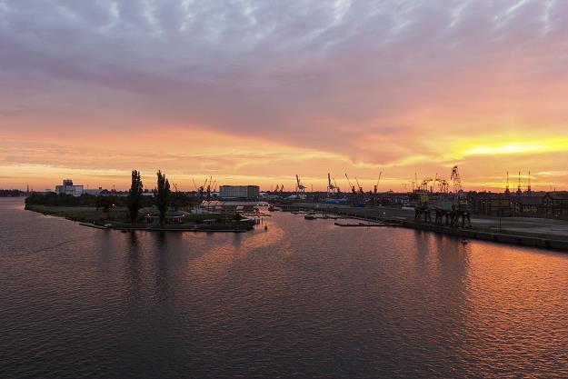 Port w Szczecinie - panorama /©123RF/PICSEL