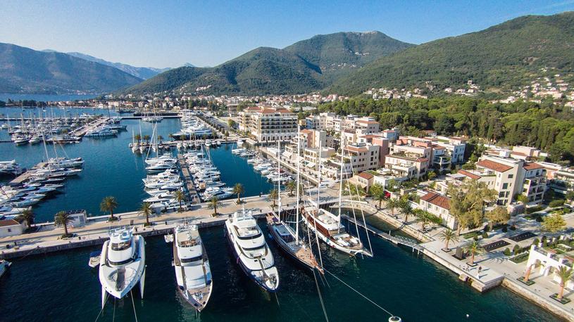 Port w Tivacie /materiały prasowe