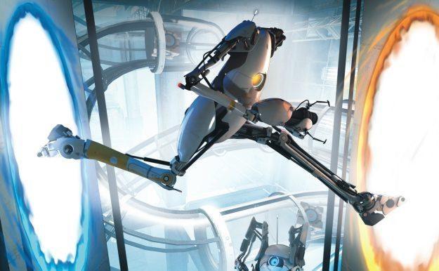 Portal 2 umożliwi wspólną grę na platformach PC i PS3 /Informacja prasowa