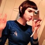 """Portal randkowy dla fanów """"Star Treka"""""""
