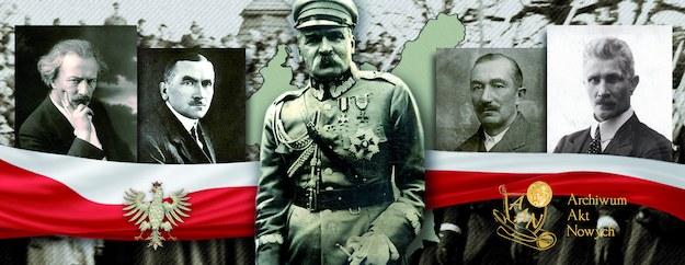 Portal Twórcy Niepodległej powstał z okazji 100-lecia odzyskania przez Polskę niepodległości /Archiwum Akt Nowych