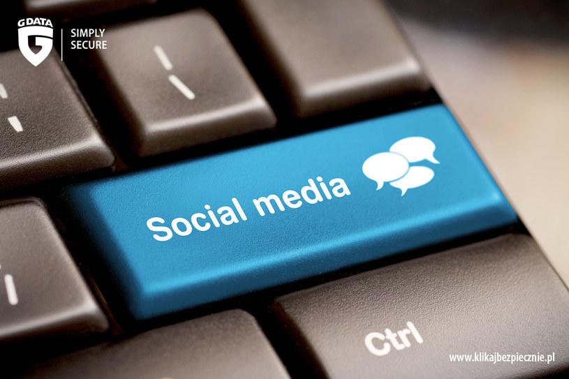 Portale społecznościowe są pełne niebezpieczeństw /123RF/PICSEL